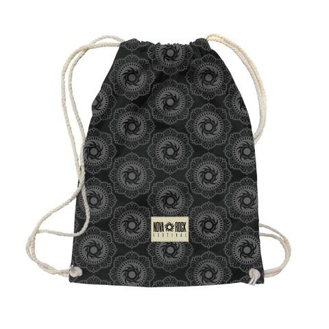 √Logissimo von Nova Rock Festival - Gym Bag jetzt im Bravado Shop