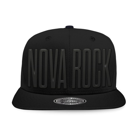 √Black Attack von Nova Rock Festival - Cap jetzt im Bravado Shop