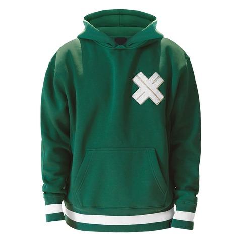 √Initial X von Eskimo Callboy - Kapuzenpullover Oversize jetzt im Bravado Shop
