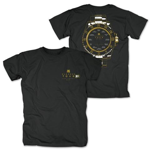 √Tour 2018 von Olexesh - T-Shirt jetzt im Bravado Shop