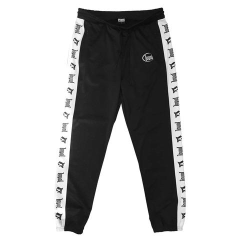 √Black Track von Kontra K - Track Pants jetzt im Bravado Shop