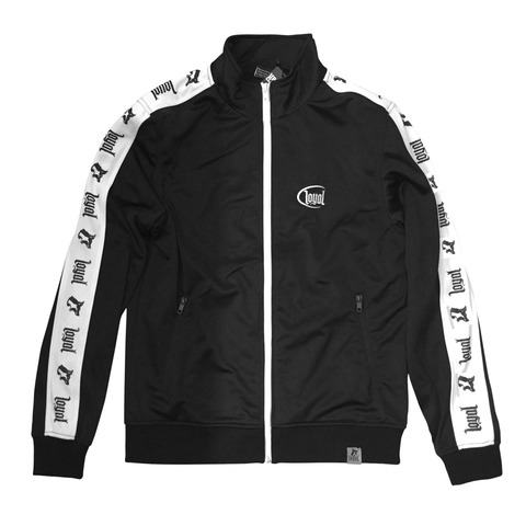 √Black Track von Kontra K - Tracksuit jacket jetzt im Bravado Shop
