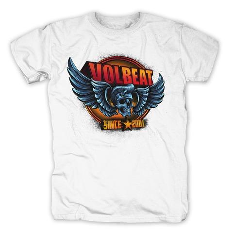 √Dimension Skullwing von Volbeat - T-Shirt jetzt im Bravado Shop