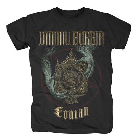 √Occult Clock von Dimmu Borgir - T-Shirt jetzt im Bravado Shop