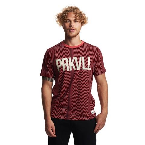 √AO Stripes von ParookaVille Festival - T-Shirt jetzt im Bravado Shop