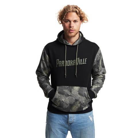 √Palm Vibez von ParookaVille Festival - Hood sweater jetzt im Bravado Shop