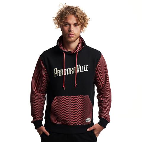 √AO Stripes von Parookaville Festival - Hood sweater jetzt im Bravado Shop