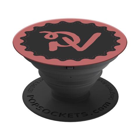 √PV Logo red von Parookaville Festival - Pop Socket jetzt im Bravado Shop