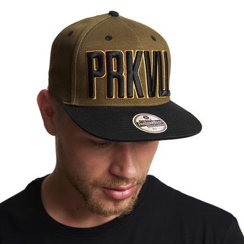 √PRKVLL 3D von ParookaVille Festival - Cap jetzt im Bravado Shop