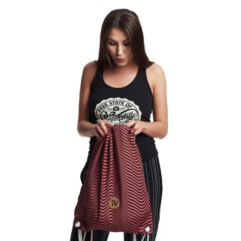 √Allover Stripe von ParookaVille Festival - Gym Bag jetzt im Bravado Shop
