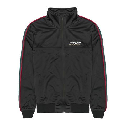 √PUSHER Hustle Track Jacket von Pusher Apparel - Jacket jetzt im Bravado Shop