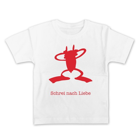 Schrei nach von die ärzte - Kinder Shirt jetzt im Bravado Shop