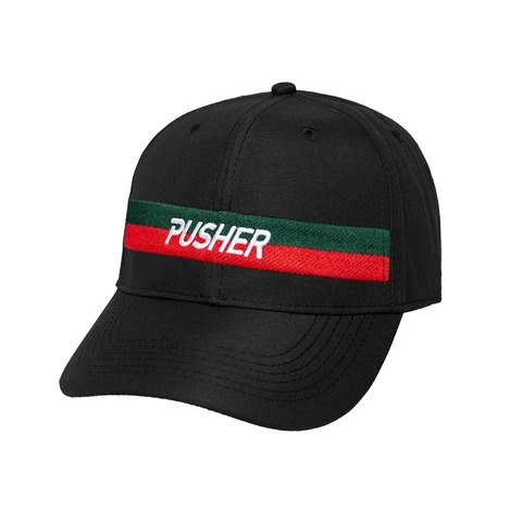 √PUSHER Hustle Dad Cap von Pusher Apparel - Cap jetzt im Bravado Shop