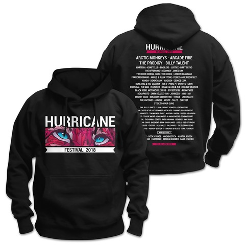 √Eyes Only von Hurricane Festival - Kapuzenpullover jetzt im Bravado Shop