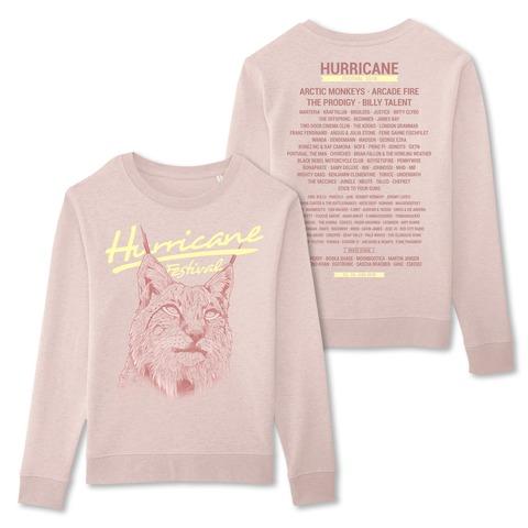 √Light Lynx von Hurricane Festival - Girlie Sweater jetzt im Bravado Shop