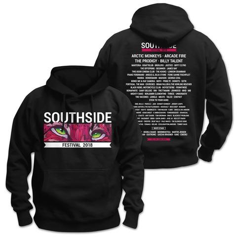 √Eyes Only von Southside Festival - Hood sweater jetzt im Bravado Shop