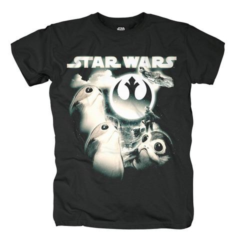 √Porgs Moon von Star Wars - T-Shirt jetzt im Bravado Shop