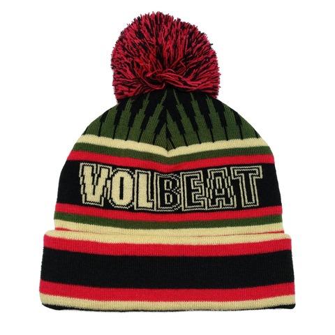 √Logo von Volbeat - Hockey Beanie jetzt im Bravado Shop