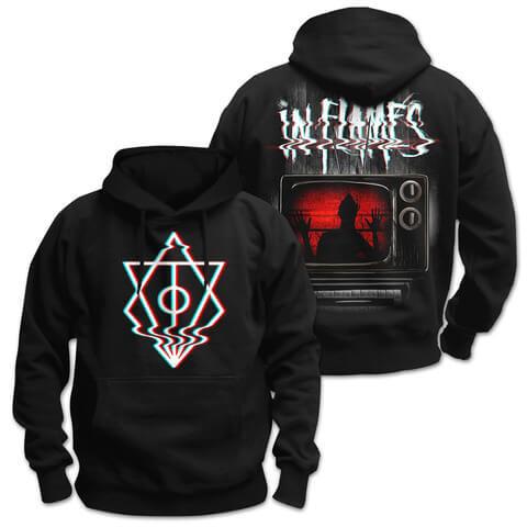 √Kill Your TV von In Flames - Kapuzenpullover jetzt im Bravado Shop