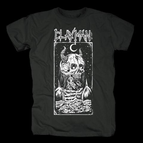Dark Nite von Clayman Limited - T-Shirt jetzt im Bravado Shop