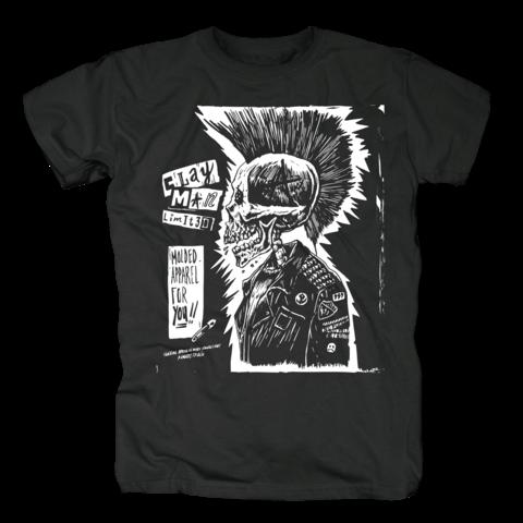 √No Future von Clayman Limited - T-Shirt jetzt im Bravado Shop