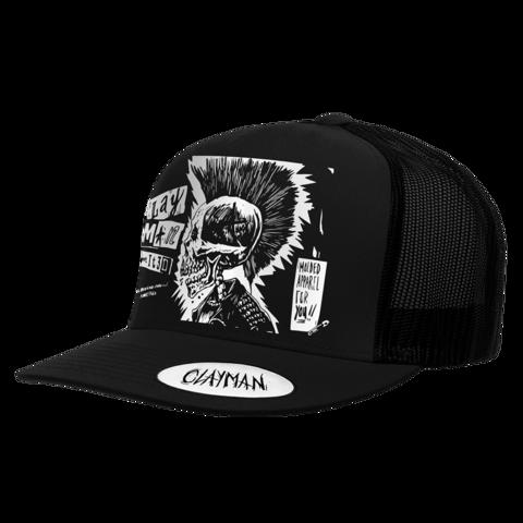 √No Future von Clayman Limited - Mesh Cap jetzt im Bravado Shop