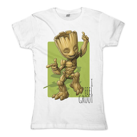 √I Feel Groot von Guardians of the Galaxy - Shirt jetzt im Bravado Shop