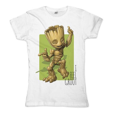I Feel Groot von Guardians of the Galaxy - Shirt jetzt im Bravado Shop