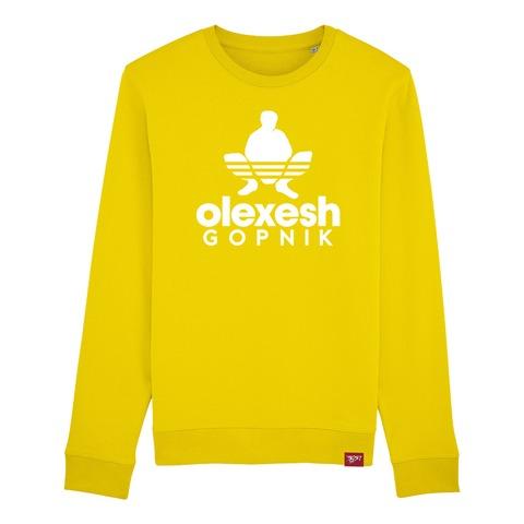√GOPNIK yellow von Olexesh - Sweatshirt jetzt im Bravado Shop