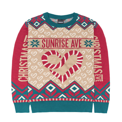 √Christmas Eve von Sunrise Avenue - Strickpullover jetzt im Bravado Shop