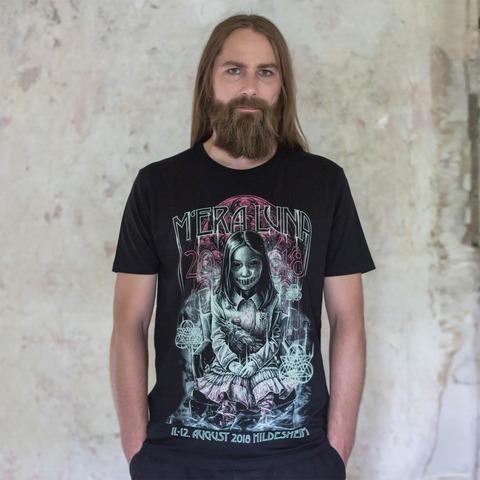√The Deamon Seat von Mera Luna Festival - T-Shirt jetzt im Bravado Shop