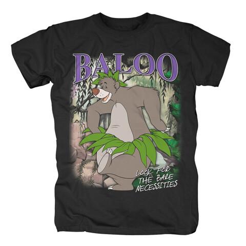√The Jungle Book - Baloo von Disney - T-Shirt jetzt im Bravado Shop