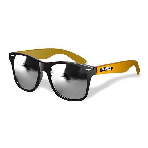 √Logo von Highfield Festival - Sonnenbrille jetzt im Bravado Shop