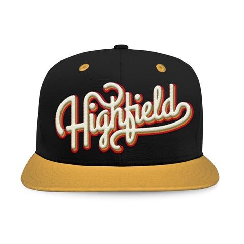 √Written Logo von Highfield Festival - Cap jetzt im Bravado Shop