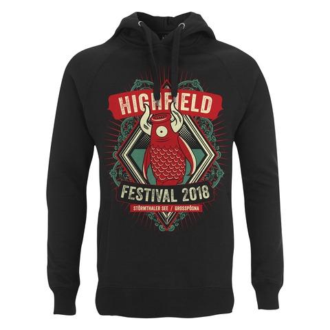 √Mascot Diamond von Highfield Festival - Hood sweater jetzt im Bravado Shop