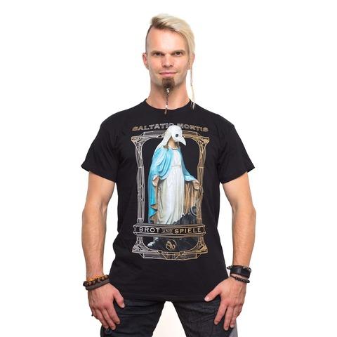 √Maskdonna von Saltatio Mortis - T-Shirt jetzt im Bravado Shop