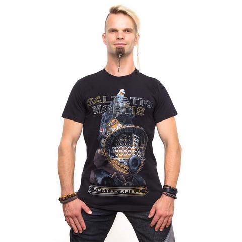 √Brot und Spiele Cover von Saltatio Mortis - T-Shirt jetzt im Bravado Shop