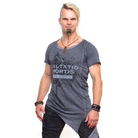 √Logo Star von Saltatio Mortis - T-Shirt jetzt im Bravado Shop