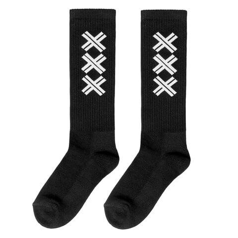 Triple X von Eskimo Callboy - Socken jetzt im Bravado Shop