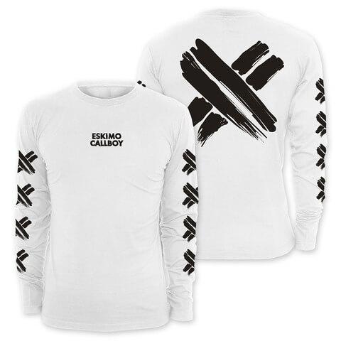 √Scratched X von Eskimo Callboy - Long-sleeve jetzt im Bravado Shop