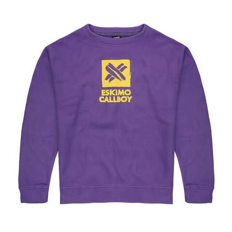 √Scratched Square von Eskimo Callboy - Sweater jetzt im Bravado Shop