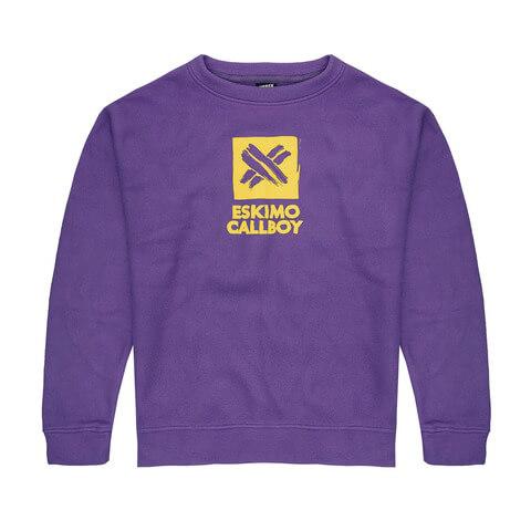 Scratched Square von Eskimo Callboy - Sweater jetzt im Bravado Shop