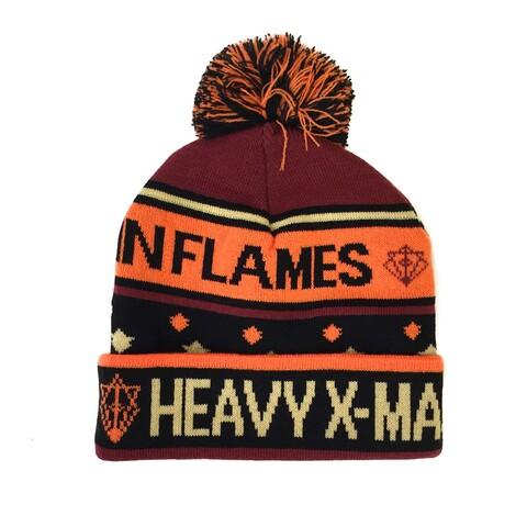 √Heavy X-Mas to Everyone von In Flames - Hockey Beanie jetzt im Bravado Shop