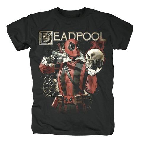 √To Be Dead von Deadpool - T-Shirt jetzt im Bravado Shop