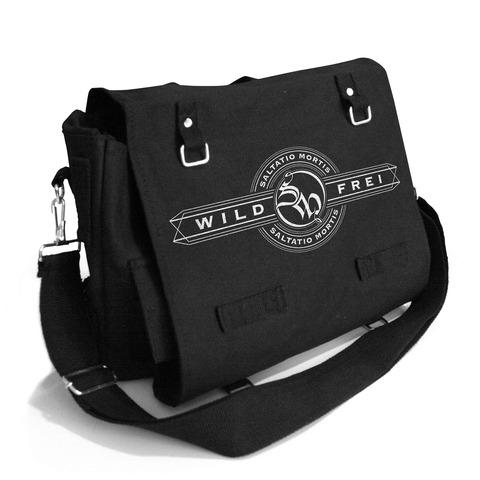 √Wild & Frei Seal von Saltatio Mortis - Tasche jetzt im Bravado Shop