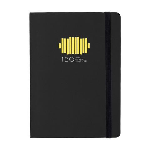 √120 Jahre Jubiläum von Deutsche Grammophon - Note book jetzt im Bravado Shop