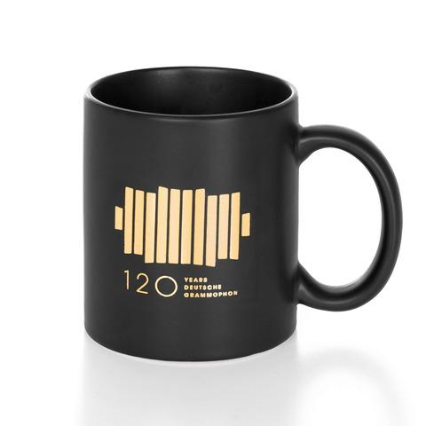 √120 Jahre Jubiläum von Deutsche Grammophon - Tasse jetzt im Bravado Shop