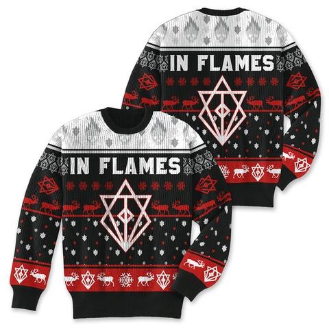 √Heavy X-Mas von In Flames - Holiday Sweater jetzt im Bravado Shop