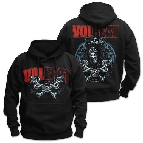 √Voodoo Boogie von Volbeat - Hood sweater jetzt im Bravado Shop