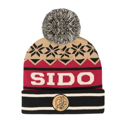 √Weihnachtsbeanie von Sido - Beanie jetzt im Bravado Shop